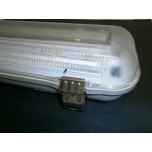 Pantalla estanca para tubo led PEST 1004